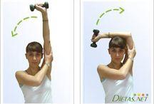 ejercicios de gimnacia