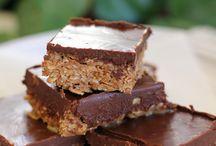 Healthy Snacks / Healthy snacks, low sugar.
