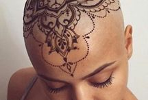 head henna