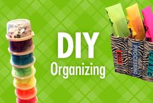 DIY Organizing / DIY organization doesn't have to be complicated. Let Alejandra Costello's creative, simple organization solutions and DIY organizing ideas, tips, videos, and best products help you debunk difficult DIY organization, and discover the simplicity and satisfaction of do-it-yourself projects. / by Alejandra Costello | Home Organizing Tips, Ideas, Videos, & Best Products