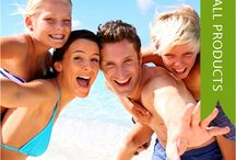 Natural products that will keep you and your family feeling awesome. / Generation X