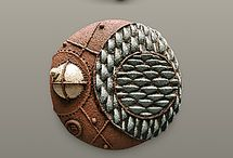 Настенные украшения керамика