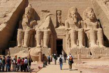 Egipto / Turismo en Egipto.