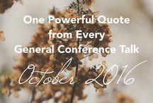 LDS Conference Oct 2016