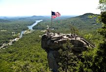 Heads Carolina / Family travel in North Carolina and South Carolina  / by Kate Spiller