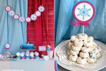 Frozen PARTY / fiesta | party
