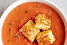 Soup, Soup, Soup! / There's nothing like a bowl of hot soup to warm you up this winter.