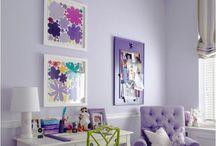 Purple Rooms Ideas