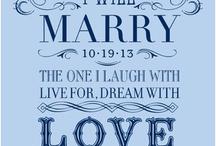 Wedding Stationary / by Danielle Lowe