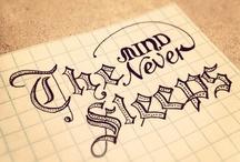 Fonts n stuff
