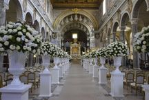 Ceremony location in Rome - le reve ral work / Selection of the most beautiful Churches - Synagogue and civil wedding places in Rome.