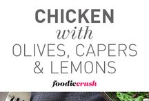 Chicken thigh recipes / My favourite way to eat chicken - all about the thighs!