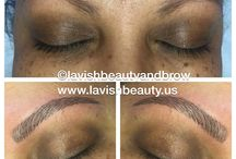 Lavish Beauty Microblading / www.lavishbeauty.us to book your session with me