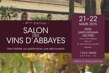 Affiches / Affiches Salon des Vins d'Abbayes