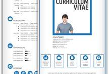 CV templates van MooiCV / http://www.mooicv.nl/cv_templates