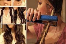 Hair tricks and tips