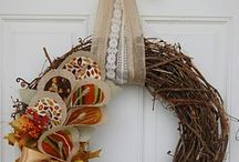 Decorations and crafts / by Joy Ambrose