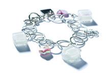 Fused glass - Jewelry / Spira design - unique handmade jewelry in fused glass.