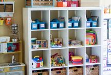 Cool Homeschool Rooms / Cool homeschool rooms and spaces!
