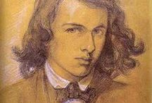 Dante Gabriel Rossetti / Dedicata al poeta e pittore Dante Gabriel Rossetti.