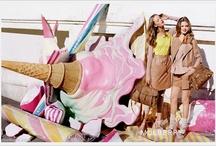 Caravan, ice cream, summer / by Gemma Thérèse Pearce