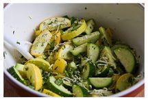 Zucchini ideas / by Sue Kauffman