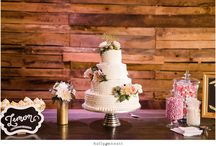 HGPD | Sweet Stuff / Wedding Cakes and Desserts by Holly Gannett Photography