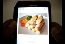 Aplikasi Android Tiara Food