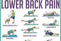 Cvičení a tělo