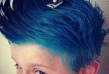 Crazy hair ideas for school BOYS
