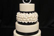 Black&white cakes