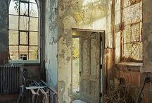 The hidden mystery of the crumbling and abandoned...