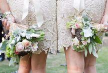 WEDDING: bridesmaids & groomsmen / by Karla Marie