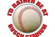 Baseball all day / Love my St. Louis Cardinals!! / by Jessica Chailland