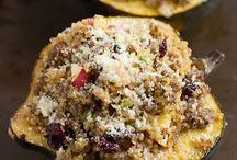 Squash (Acorn) Recipes
