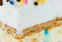 birthday recipes