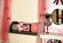 Girly rooms / Rooms for little ladies!