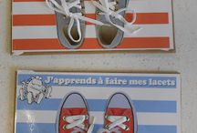lacer les chaussures