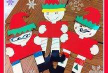 Elf in the Classroom! / by Mallary Lattanze
