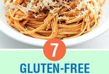 Gluten Free Diet - Bezlepková strava / Gluten Free Recipes & Meals