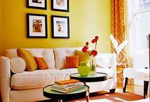 żółte pokoje