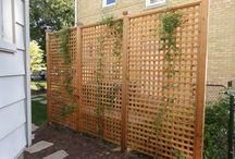 Ideas for garden & house