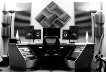 Home decor - Music Studio