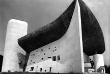 Le Corbusier buildings
