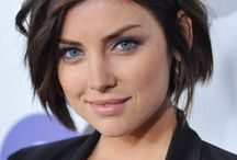 Jessica Stroup hair