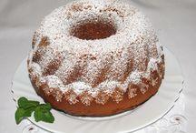 Ciasta / Przepisy na ciasta domowe i słodkości