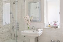 Bathroom ideas / by Sarah Gross