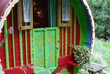 Gypsie  Wagons / Pretty Different Wagons