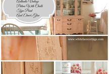 DIY Furniture / Solutions and tips to create your own DIY pieces for your home!