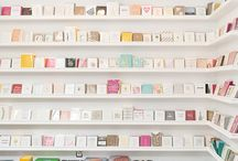 Book Store Design / Obsessed